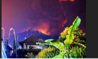 Núi lửa ở Bali từng khiến 1000 người chết, nay lại phun trào