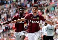 Aston Villa trở lại Ngoại hạng Anh sau 3 năm vắng bóng