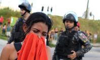 42 phạm nhân trong nhà tù Brazil bị bóp cổ tới chết