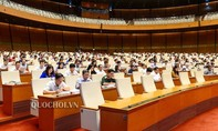 Quốc hội thảo luận về dự án Luật đầu tư công (sửa đổi)