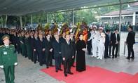 Cử hành trọng thể lễ viếng nguyên Chủ tịch nước, Đại tướng Lê Đức Anh