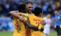 Thanh Hóa thắng Nam Định trong trận cầu gây tranh cãi