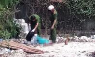 Người đàn ông chết trong bãi đất trống ven Sài Gòn