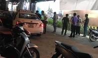 TP.HCM: Nghi án tài xế taxi bị cướp dùng hung khí cắt cổ