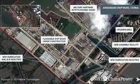 Ảnh vệ tinh tiết lộ tàu sân bay kế tiếp của Trung Quốc