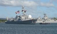 Mỹ, Nhật, Ấn Độ và Philippine diễn tập chung ở Biển Đông