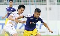 Pha đi bóng kỹ thuật và dứt điểm của Tuấn Anh trong trận HAGL hòa Hà Nội