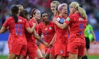Tuyển nữ Thái Lan thất bại 13 bàn ở World Cup