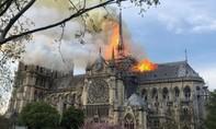 Đại gia Pháp hứa tu sửa Nhà thờ Đức Bà Paris chỉ chi tiền khi có... bảng kế hoạch