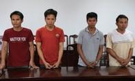 Nhóm đối tượng từ Kon Tum ra Thừa Thiên Huế trộm dây cáp viễn thông