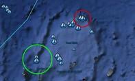 Philippines bác thông tin nhiều tàu cá vây tàu Trung Quốc