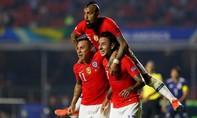 Nhật Bản bị vùi dập ở Copa America