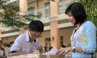 Hơn 80.000 sĩ tử TP.HCM bước vào kỳ thi tuyển sinh lớp 10