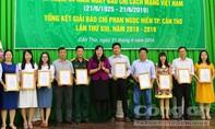 Báo Công an TP.HCM đoạt giải nhì giải Báo chí Phan Ngọc Hiển