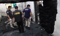 Cháy kho diêm ở Indonesia, ít nhất 30 người thiệt mạng