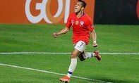 "Clip Sanchez ""nổ súng"" giúp Chile thắng trận"