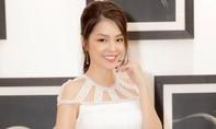 Á hậu điện ảnh Dương Cẩm Lynh khoe sắc trong váy cưới