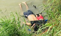 Bức ảnh cha con chết đuối lột tả trần trụi khủng hoảng di cư đến Mỹ