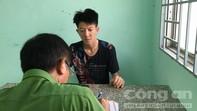 Thua cá độ bóng đá, thanh niên ở Sài Gòn cướp xe ôm Go-Viet
