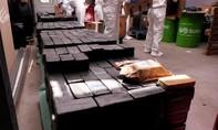 Hà Lan bắt giữ vụ buôn lậu 'khủng' với 2,5 tấn ma túy đá