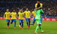 Clip trận Brazil hạ Paraguay, vào bán kết Copa 2019