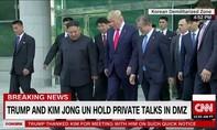 Kim – Trump đồng thuận tái khởi động các cuộc đàm phán hạt nhân
