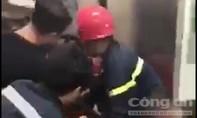 Giải cứu 21 người mắc kẹt trong thang máy ở Sài Gòn