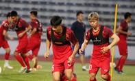 Thầy trò HLV Park Hang-seo quyết tâm đoạt King's cup