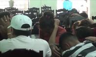 Gần 50 nam nữ thanh niên dương tính với ma tuý trong quán karaoke