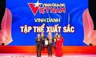 Tập đoàn TH: Doanh nghiệp tư nhân duy nhất được vinh danh tại Vinh quang Việt Nam 2019