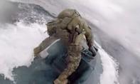 Kịch tính tuần duyên Mỹ truy bắt tàu ngầm chở gần 8 tấn cocaine