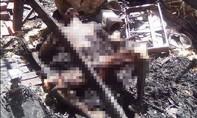 Chồng thường doạ đốt vợ mỗi khi nhậu say, bị vợ tưới xăng đốt tử vong