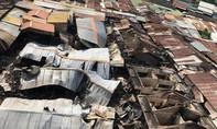 Vụ cháy chợ huyện Ea Kar: Bác thông tin xe cứu hỏa không có nước