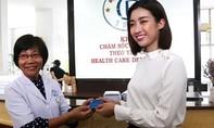 Hoa hậu Mỹ Linh đăng ký hiến tạng sau khi qua đời