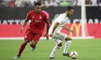 Clip trận Hazard ra mắt, Real thua Bayern 1-3