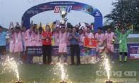 Bế mạc giải bóng đá Cúp Truyền hình Bà Rịa - Vũng Tàu
