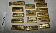 Anh tịch thu số vàng trị giá 5 triệu USD nghi của băng đảng ma túy