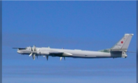 Hàn Quốc bắn hàng trăm phát cảnh cáo máy bay quân sự Nga