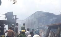 Hỏa hoạn thiêu rụi 5 căn nhà ở An Giang