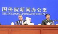 """Sách Trắng quốc phòng Trung Quốc nói Mỹ """"gây mất ổn định toàn cầu"""""""