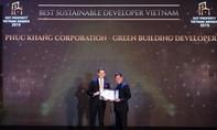 Phuc Khang Corporation đoạt 2 giải thưởng tại DOT Property Vietnam Awards 2019