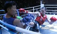 Clip nữ võ sĩ Việt Nam giành huy chương vàng giải Muay Thái thế giới