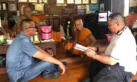 Thái Lan bắt nhà sư cưỡng hiếp bé gái 13 tuổi, trốn truy nã gần 20 năm