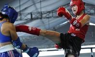Clip Bùi Yến Ly giành HCV thứ hai cho Việt Nam ở giải Muay Thái thế giới