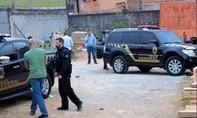 Brazil bắt giữ ba nghi phạm cướp 720 kg vàng ở sân bay