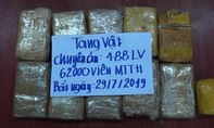 Hà Tĩnh bắt 2 ô tô chở lượng lớn ma túy từ nước ngoài vào Việt Nam