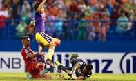 Clip Hà Nội FC thắng Bình Dương 1-0 ở chung kết lượt đi AFC Cup