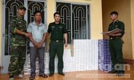 Bắt đối tượng chở 5.000 gói thuốc lá lậu từ Campuchia vào Việt Nam