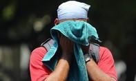 Nhiều nơi tại Ấn Độ nắng nóng không sinh sống nổi