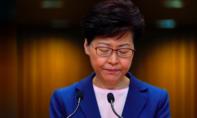 """Đặc khu trưởng Hong Kong tuyên bố: Dự luật dẫn độ """"đã chết"""""""